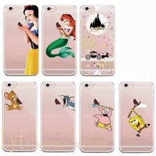 Disney Funda Carcasa Silicona Antigolpes Case iPhone 5 6 7 8 11 12 XS Max XR SE