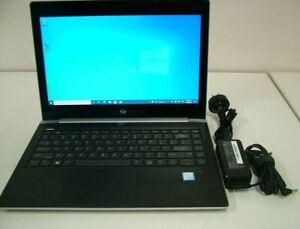 """HP ProBook 430 g5 i3 7th Gen 13"""" 2.4GHz 4GB 500GB HD Touchscreen Laptop Notebook"""