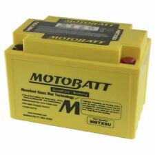 Motobatt Battery For Suzuki GSX1300R Hayabusa 1300cc 99-07