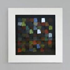 Deko-Bilder mit Rahmen mit abstraktem Motiv