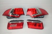GENUINE SPIRIOR TYPE-S LED TAIL LIGHTS FOR HONDA ACCORD EURO CU2 TSX 2008-2014