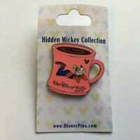 WDW - Hidden Mickey Collection - Goofy on Coffee Mug Disney Pin 47150