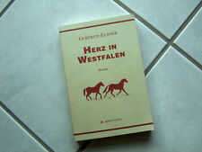 Coeur en Westphalie roman de Gertrud Elsner Edition Fischer 1996