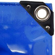 Bâche PVC Bleu 650 g/m² 2 x 3 m (6 mâ²) 4,69 €/m² bâche de bateau industrie Camion