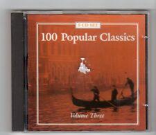 (HX79) Popular Classics Vol 3, 19 tracks various artists - 1993 CD