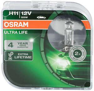 Osram Ultra Life H11 64211ULT-HCB (2 pieces)