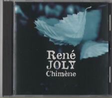 RENE JOLY - CHIMENE CD RARE - GERARD MANSET / KING CRIMSON...