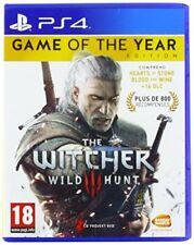 Jeux vidéo The Witcher édition collector en français
