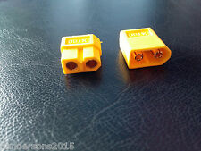 XT60 XT-60 XT 60 Connector Plug and Socket Pair - High Current for RC Car Quad