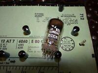Lorenz ECC 81 Tube 11/10mA Valve auf Funke W19 geprüft BL1450