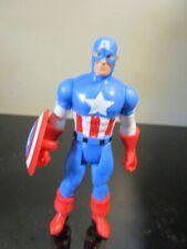 "Marvel Legends Series [Retro] Kenner - CAPTAIN AMERICA  3.75"" LOOSE"