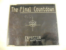 ENYOSION  The Final Countdown  MAXI CD