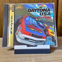 Daytona USA Sega Saturn SS JAPAN