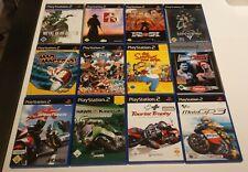 Playstation 2 spiele Sammlung 12 Stück