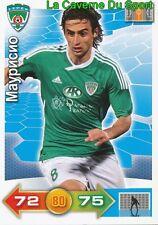 MAURICIO BRAZIL # FK.TEREK GROZNIY Fluminense RJ CARD ADRENALYN PANINI 2012