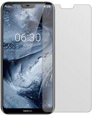 Schutzfolie für Nokia X6 2018 TA1099 Display Folie matt Displayschutzfolie