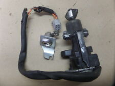 2007 SUZUKI GSX-R600 IGNITION LOCK SET