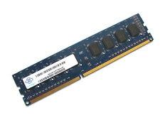 Nanya NT4GC64B8HG0NF-CG 4GB 2Rx8 1333MHz PC3-10600U-9-10-B0 CL9 DDR3 RAM Memory