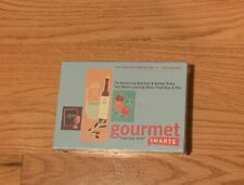 Brand New Sealed Gourmet Smarts - Feed Your Mind Game!