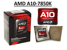 AMD A10-7850K Quad Core ''Kaveri'' Processor 3.7 - 4.0 GHz, FM2+, 95W CPU