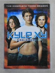 ABC STUDIOS Kyle XY: The Complete Third & Final Season NTSC/Region 1 DVD