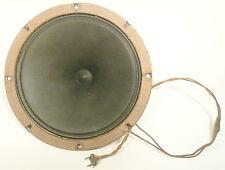"vintage* CORONADO model 685-B BATTERY RADIO: Working 8"" MAGNET SPEAKER- 660 ohms"