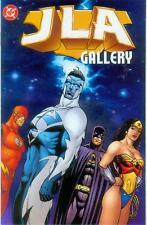 JLA Gallery # 1 (pin-ups) (USA,1997)