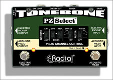 Radial Tonebone PZ-Select Two Channel Instrument Switcher PZ Select
