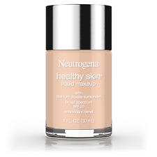 Neutrogena Healthy Skin Liquid Makeup 50 Soft Beige 1 oz