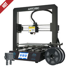 ANYCUBIC MEGA-S 3D Printer Full Metal Frame Ultrabase Heatbed Resume Print + PLA