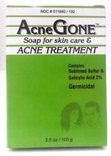 Acne Gone Soap for skin care & Acne Treatment 3.5oz/100g
