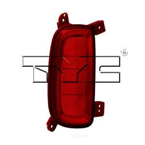 Reflector Assembly-CAPA Certified Left TYC 17-5446-00-9 fits 14-15 Kia Sorento