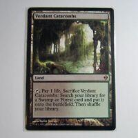 Verdant Catacombs Zendikar x1x Single MTG Magic Gathering Card LP Lightly Played