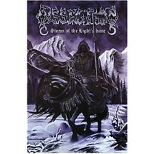 Dissection Storm Of The Lights Bane Fabric Poster Flag Black Metal Official New