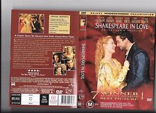 Shakespeare In Love, collector's edition, Delux Widescreen Presentation