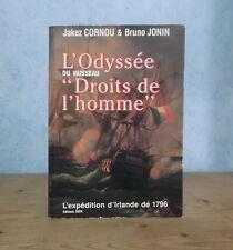 REVOLUTION MARINE EXPEDITION IRLANDE 1796 ODYSSEE DU VAISSEAU DROITS DE L'HOMME