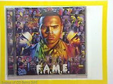 Chris BrownF.A.M.E. CD Nr Mint Additional track