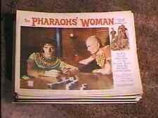 PHARAOHS WOMAN 1961 LOBBY CARD #2 SWORD & SANDAL