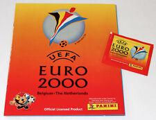 Panini EM EC Euro 2000 00 – LEERALBUM EMPTY ALBUM EXC. COND. ED. ITALY / EUROPE