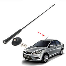 Roof AM/FM Antenna Mast + Base Kit Set For Ford Focus 2000-2007 XS8Z18919AA