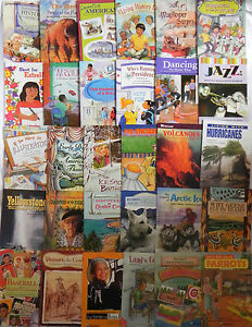 Trophies 5th Grade Level 5 Advanced Above Leveled Readers 30 Books Paperback