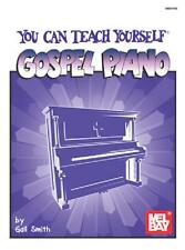 YOU CAN TEACH YOURSELF GOSPEL PIANO BOOK BEGINNER NEW