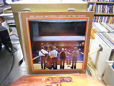 Adams Brothers Ahead of the Crowd vinyl LP 1981 Baldwin EX Bluegrass