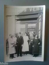A919 Photographie Originale Magasin commerce A la Maison Verte Droguerie 1920