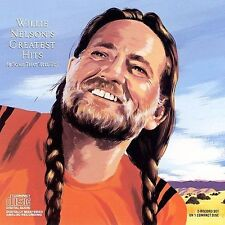 Willie Nelson : Greatest Hits Country 1 Disc CD