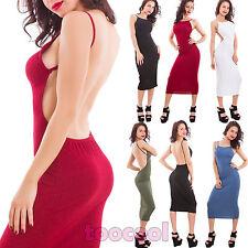 Vestito donna miniabito fasciante aderente schiena nuda aderente nuovo JL-2067