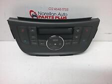 NISSAN PULSAR HEATER A/C CONTROLS B17/C12, CLIMATE CONTROL TYPE, 02/13-