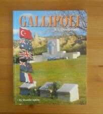 signed Gallipoli Book Printed In Turkey