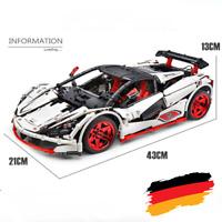 Custom Technic Venom GTR 42056 42083 Building Blöcke bausteine MOC 1.928 Parts
