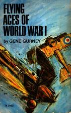 FLYING ACES OF WORLD WAR I von RICHTOFEN LUFBERY GUYNEMER RICKENBACKER COPPENS